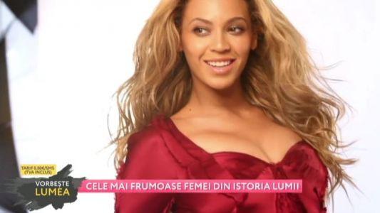 Cele mai frumoase femei din istoria lumii