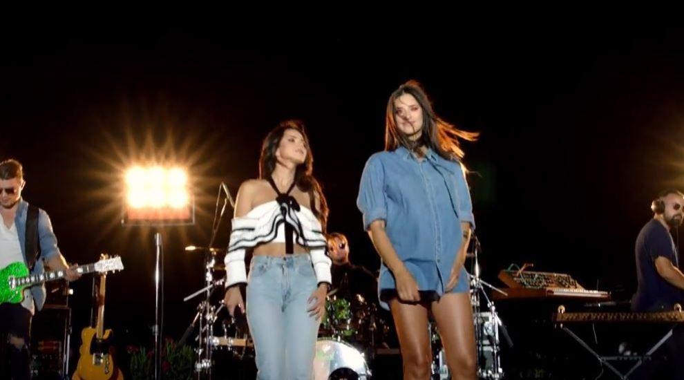 """S-au completat perfect. Antonia si INNA, duet de senzatie. Cum suna live hitul """"Gresesc"""""""