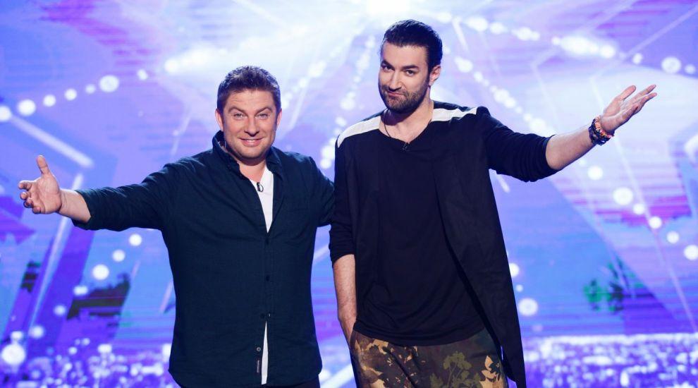 Smiley si Pavel Bartos apasa butonul auriu in noul sezon Romanii au talent! Ne vedem VINERI, de la 20:30, la ProTV
