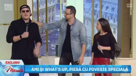 Ami si What's Up, piesa cu poveste speciala