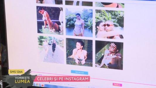 Celebri si pe Instagram