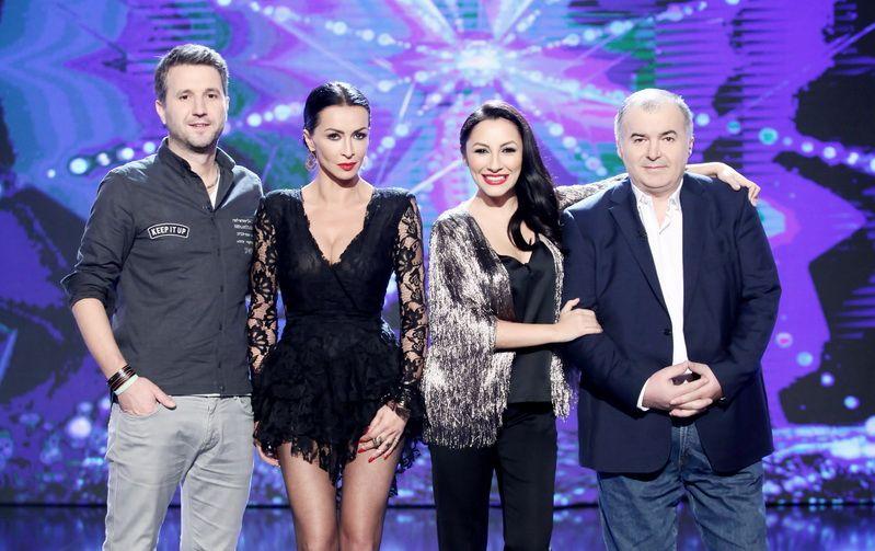 Andi, Mihaela, Andra si Florin sunt gata sa surprinda romanii in sezonul sapte Romanii au talent! Vineri, de la 20:30