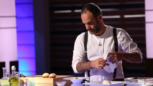 Demonstratie de arta culinara de la Chef Samuel Le Torriellec. Cum arata un preparat realizat de celebrul bucatar intr-un timp scurt