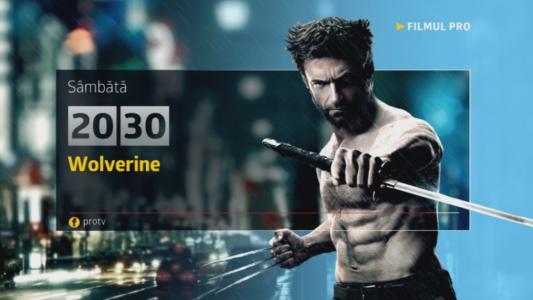 Wolverine, sambata, 18 februarie, numai la Pro TV