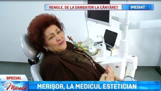 Merisor, la medicul estetician