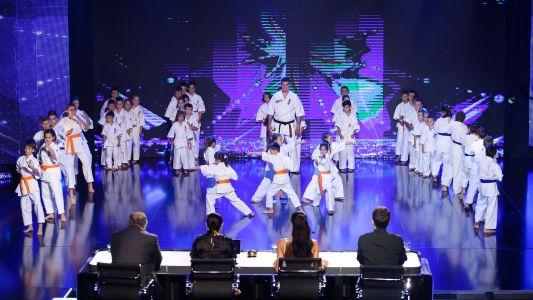 Romanii au talent 2017: Grupul de Karate Kyokushin Somes - Karate