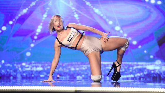 Romanii au talent 2017: Antonina Goloseev - Moment de dans