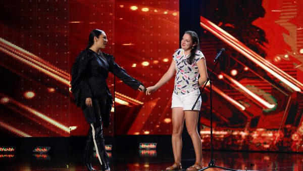 Romanii au talent 2017: Paula Rad - Interpreteaza O mio babbino caro