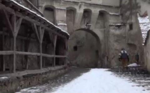 Descoperire istorica in parcul din Sighisoara. Dateaza din secolul al 15-lea si doar cateva persoane au stiut de ea