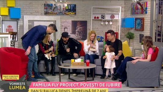 Familia Fly Project, povesti de iubire