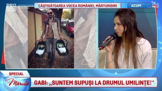 Cristina Balan, castigatoarea Vocea Romaniei, marturisiri