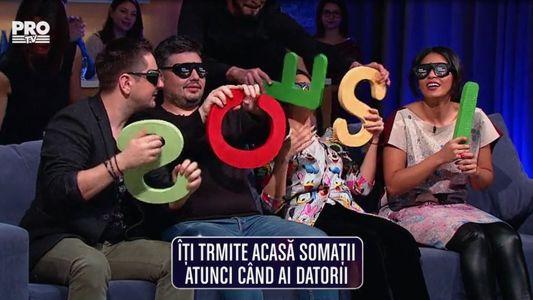 """Cum s-a descurcat echipa lui Octavian Strunila la proba """"Litere incrucisate"""""""