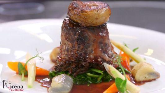 Secretele gastronomice se dezvaluie duminica, de la 10:30, in Arena Bucatarilor