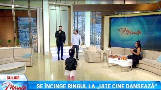 """Liviu Teodorescu, despre show-ul """"Uite cine danseaza"""""""