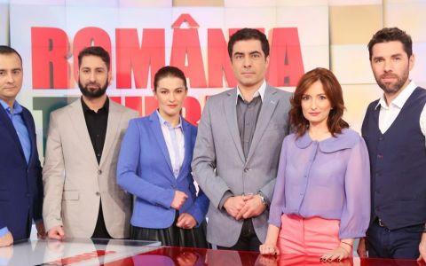 Noul sezon  Romania, te iubesc!  incepe in forta duminica, la ora 18:00, numai la ProTV