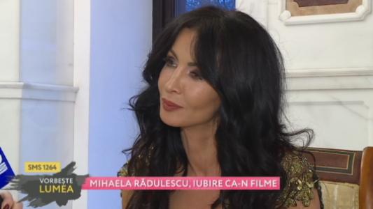 """Mihaela Radulescu, despre relatia cu Felix: """"Prefer fericirea, decat o relatie plictisitoare"""""""