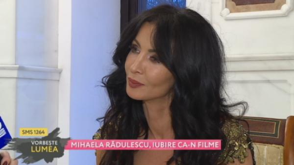Mihaela Radulescu, despre relatia cu Felix: Prefer fericirea, decat o relatie plictisitoare