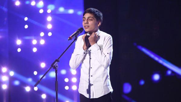 Romanii au talent 2017: Florin Nae - Interpreteaza Caruso