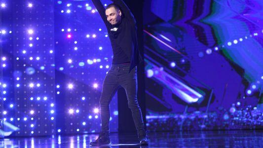 Romanii au talent 2017: Ciprian Chirita - Dans popping
