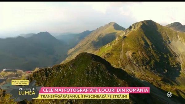 Cele mai fotografiate locuri din Romania