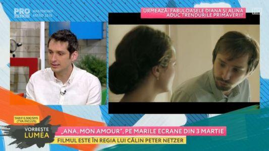 """""""Ana, mon amour"""", pe marile ecrane din 3 martie"""