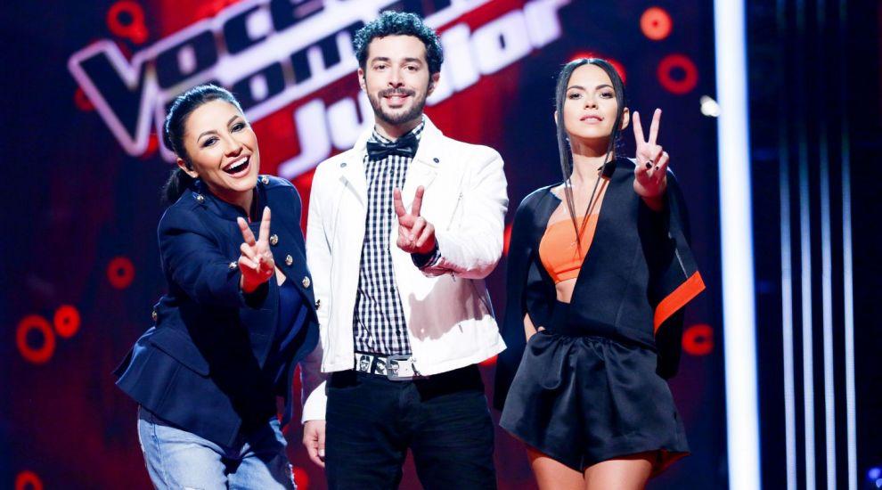 Vocea Romaniei Junior 2017 - Sezonul 1: Editia 2