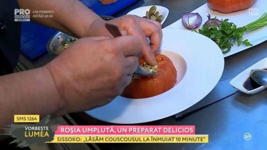 Rosia umpluta, un preparat delicios