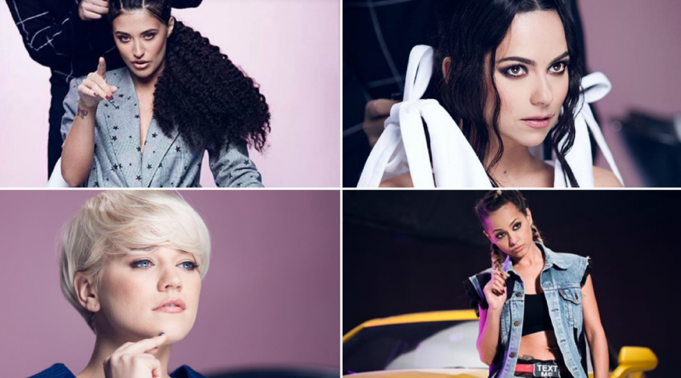 "Single GGirls intr-o noua formula: INNA, Antonia, Lariss, Lori Ciobotaru lanseaza ""Milk and Honey"" cu videoclip oficial"