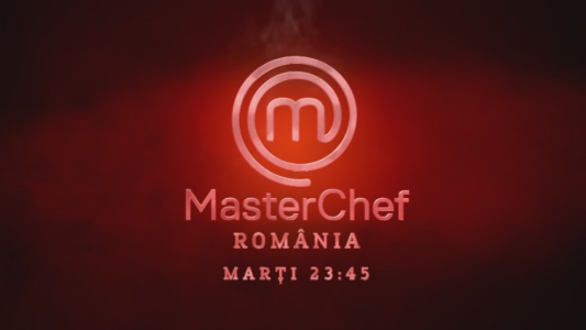 MasterChef, marti, de la 23:45, numai la Pro TV!