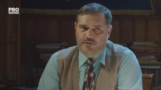"""Primarul Vasile: """"Eu sunt sclavul adevarului"""""""
