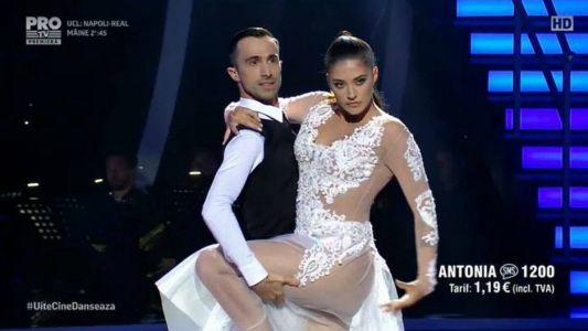 Uite cine danseaza 2017: Antonia si Paolo Campigotto - Vals vienez