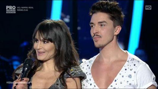 Uite cine danseaza 2017: Dana Budeanu si Emil Rengle - Jazz