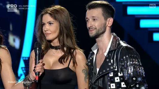 Uite cine danseaza 2017: Oana Zavoranu si Dani Dobre - Cha Cha