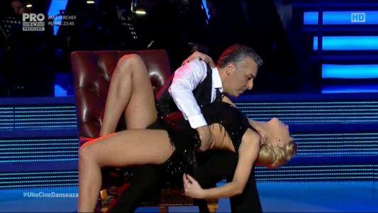 Uite cine danseaza 2017: Joseph Hadad si Georgiana Caita - Tango argentinian