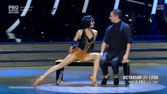 Uite cine danseaza 2017: Octavian Strunila si Oana Botez - Jazz