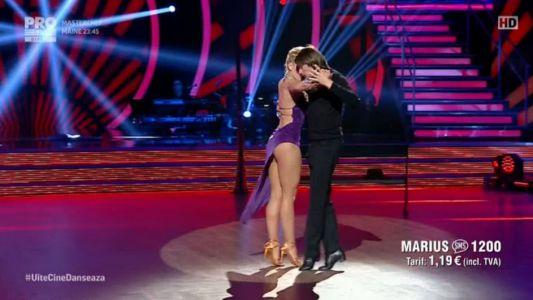 Uite cine danseaza 2017: Marius Manole si Olesea Micula - Tango argentinian