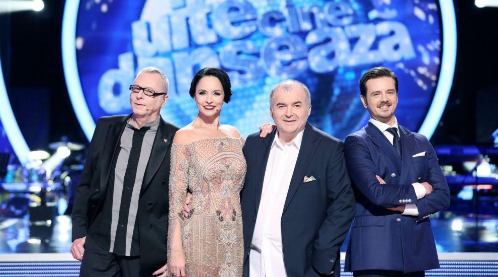 Debut in forta al show-ului Uite cine danseaza! Prima editie a celei mai tari competitii a dansului, lider de audienta!