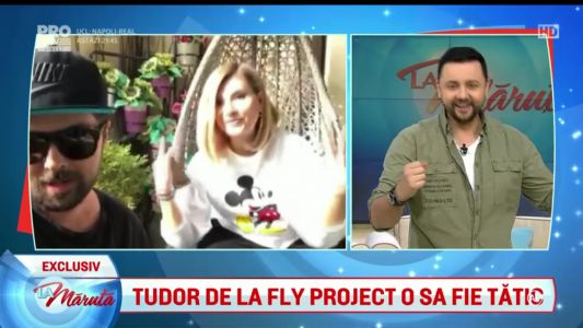 Tudor de la Fly Project o sa fie tatic