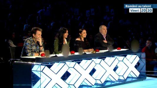 Cine este acest talent? Moment EPIC la Romanii au talent vineri, de la 20:30, la Pro TV