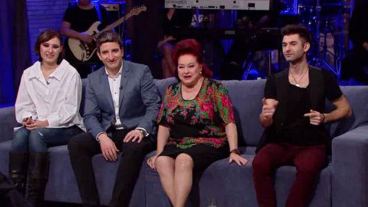 Mihai Bobonete s-a asezat in genunchi in fata Stelei Popescu. Ce a rugat-o prezentatorul TV