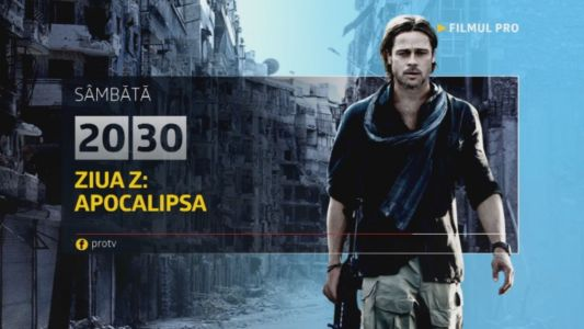Ziua Z: Apocalipsa, sambata, 11 martie, la ProTV