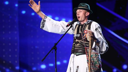 Romanii au talent 2017: Claudiu Borza - Monolog