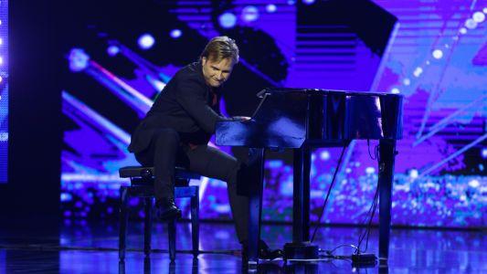 Romanii au talent 2017: Dima Belinski - Compozitie proprie interpretata la pian