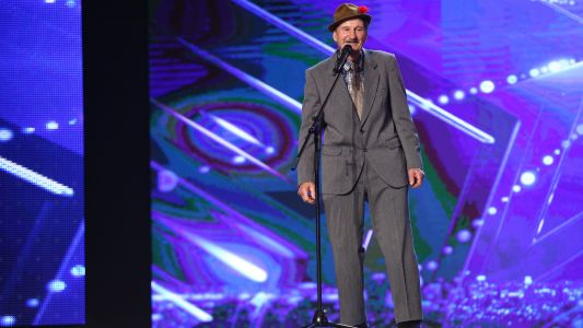 Romanii au talent 2017: Teofan Popov - Moment artistic