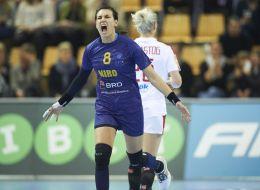 Romancele Cristina Neagu si Oana Manea, in Top 5 al celor mai frumoase goluri din ultima etapa a Ligii Campionilor