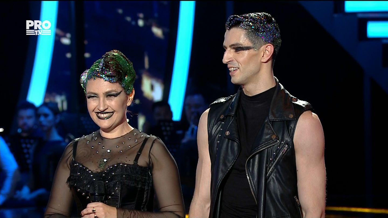 Rona Hartner si Andrei Mangra, in ritm de Paso Doble la Uite cine danseaza!