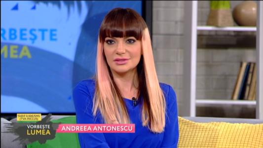 Andreea Antonescu, un nou videoclip