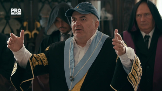 "Florin Calinescu: ""Ai platit cotizatia?"""