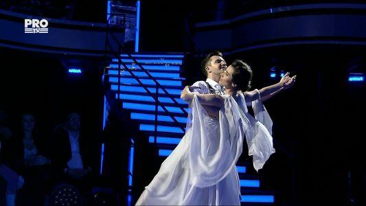 Uite cine danseaza 2017: Lili Sandu si Iulian Turcanu - Slowfox
