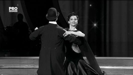 Uite cine danseaza 2017: Octavian Strunila si Oana Botez - Quickstep